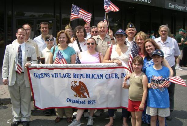 QVRC-memorial parade