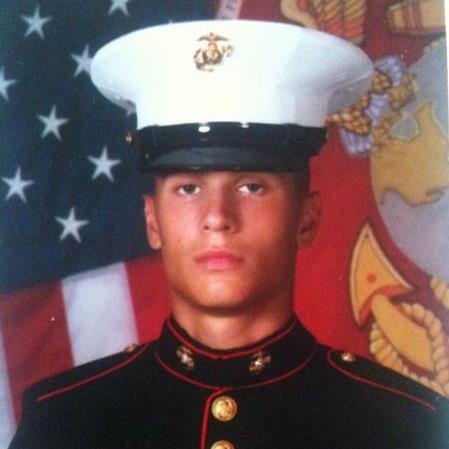 LCpl Greg Buckley Jr.
