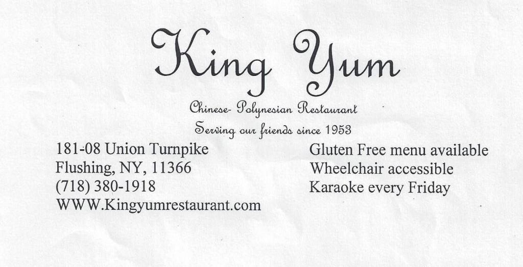 King Yum
