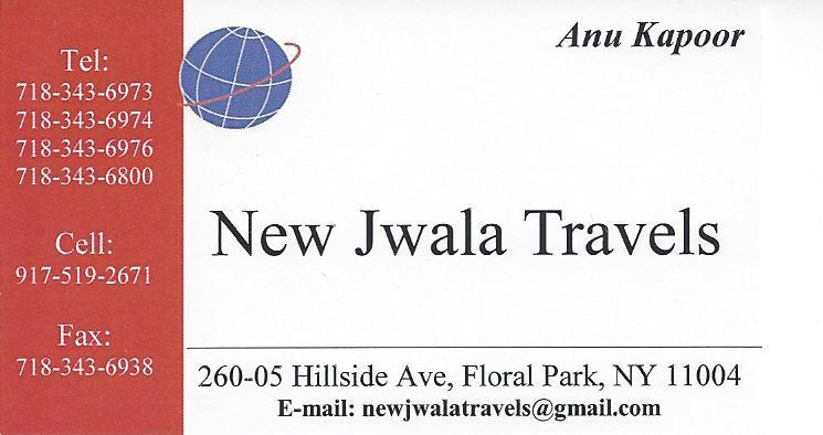 New Jwala