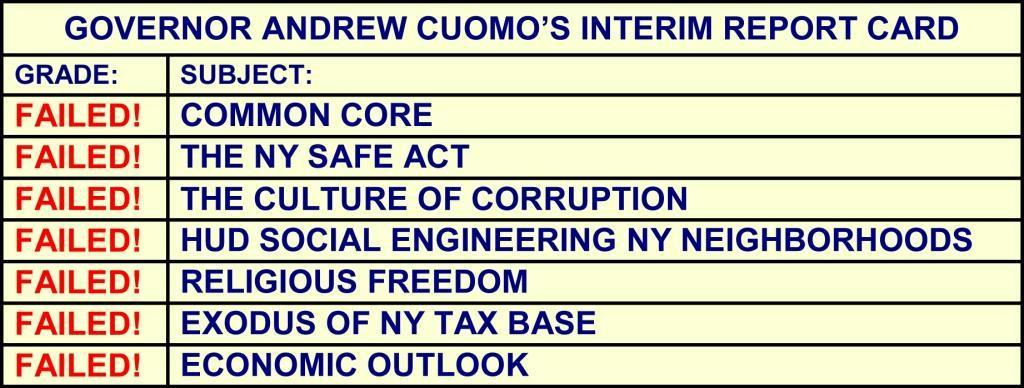 STATUS CUOMO-report card-2