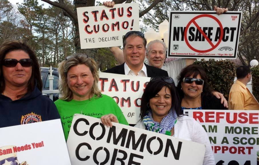 Stop Common Core Petition Turn