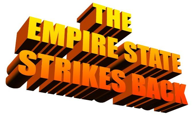 Empire strikes only