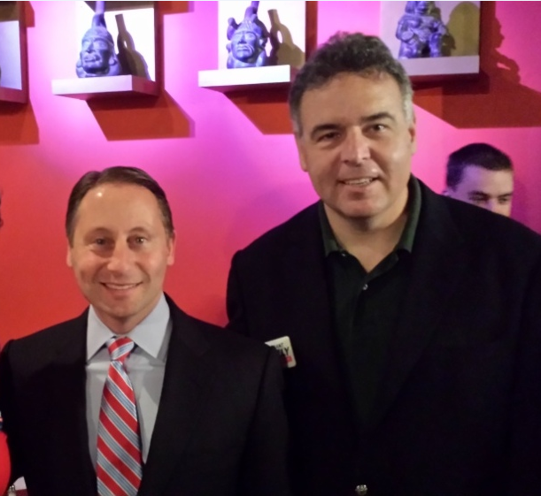 Rob Astorino and Grant Lally