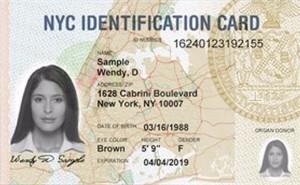 Muni ID card
