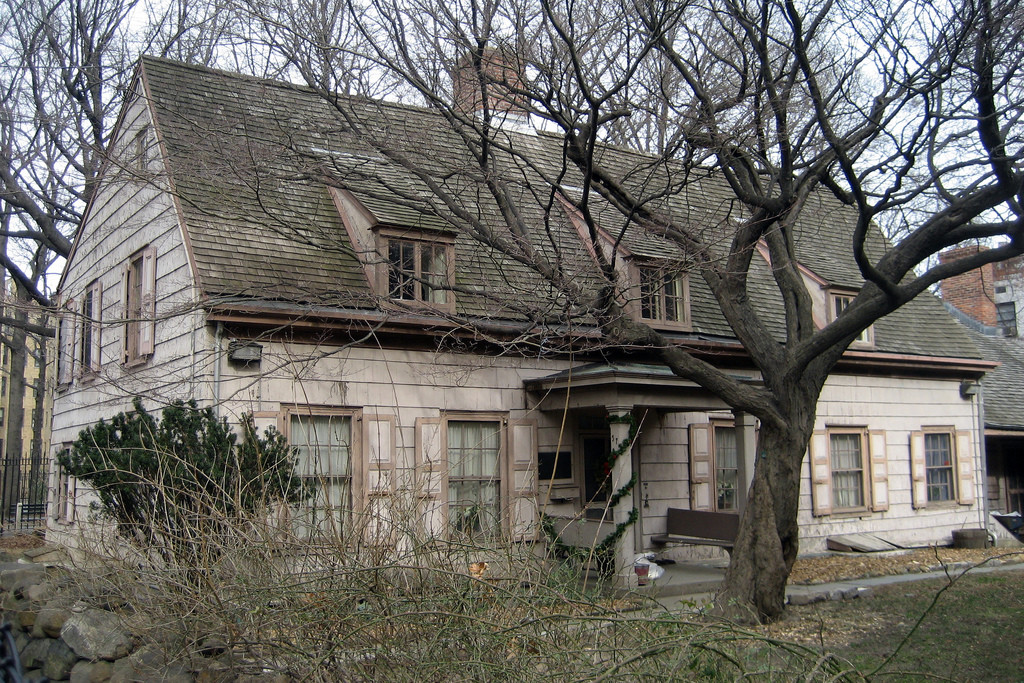Bowne House in Flushing