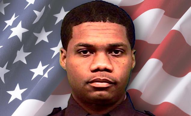 NYPD Officer Randolph Holder
