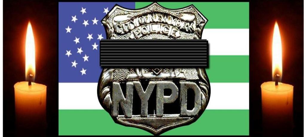 NYPD Vigil