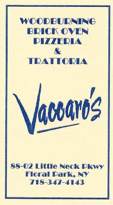 Vacarro's Pizza