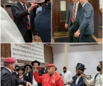 Curtis Sliwa Recounts Memories of the Rebbe on Visit to 770 Eastern Parkway - Anash.org