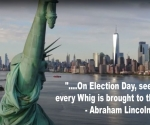 """""""On Election Day, see that every Whig is brought to the polls"""""""