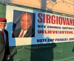Curtis Sliwa endorses Steve Sirgiovanni for City Council